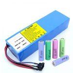 Pin Lithium 18650 60V 12AH pin sạc lithium ion cho xe tay ga