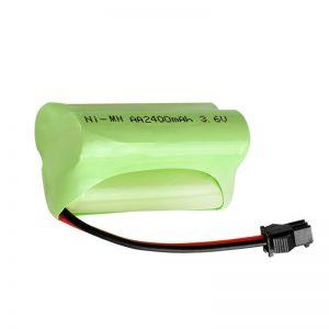 Pin sạc NiMH AA2400 3.6V