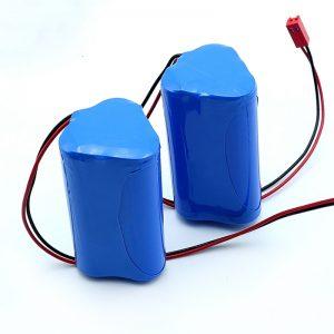 Bộ pin Lithium ion Li-ion 3S1P 18650 10.8v 2250mah có thể sạc lại cho thiết bị y tế