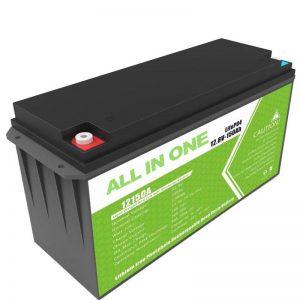 Công suất lớn 12,8v 150ah pin Lithium cho bộ lưu trữ năng lượng mặt trời tại nhà