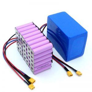 Giá xuất xưởng 18650 Pin di động công suất cao 12V Pin Lithium Ion có thể sạc lại để bán