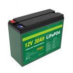 Pin OEM có thể sạc lại 12V 30Ah 4S5P Lithium 2000+ Chu kỳ sâu Lifepo4 Nhà sản xuất tế bào