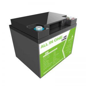 Giá xuất xưởng 12,8V 40Ah thay thế axit-chì để lưu trữ năng lượng cho thiết bị gia đình