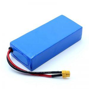 Pin Li-ion 12v 12Ah chất lượng cao có thể sạc lại Gói pin Lithium ion 3S6P