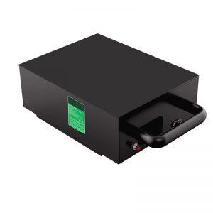 18650 RGV Thiết bị giám sát pin lithium điện robot tuần tra pin lithium 36V30Ah