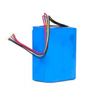 Đặc biệt được sử dụng cho các thiết bị và dụng cụ y tế 18650 3500 mah pin 7.2v10.5ah gói pin