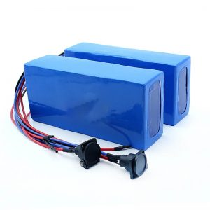 ALL IN ONE Lipo Battery 36V 10AH For Bicycle