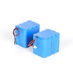 Pin lithium có thể sạc lại tùy chỉnh 18650 bộ pin 3s4p 12v li ion xả cao