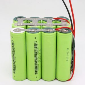 Bán buôn bảng mạch PCB không thấm nước 18650 lithium 4s3p tùy chỉnh pin chu kỳ sâu 12v 10AH cho công cụ điện