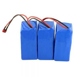 Bộ pin Lithium ion 5S2P tùy chỉnh có thể sạc lại 18V 4.4Ah cho các công cụ điện