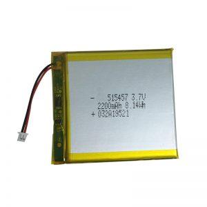 Pin lithium polymer 3.7V 2200mAh cho các thiết bị gia đình thông minh