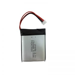 3.7V 2300mAh Dụng cụ thử nghiệm và thiết bị Pin lithium polymer AIN104050