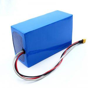 Bộ pin ván trượt điện có thể sạc lại Lithium 36V 10Ah Li -on 18650