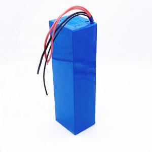 pin lithium ion ẩn xe đạp 36v 7.8Ah Xe đạp điện Li-ion ẩn pin 36v xuống ống pin cho xe đạp điện