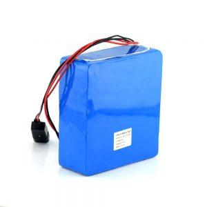 48V 15Ah 20Ah Bộ pin Lithium Ion có thể sạc lại Pin 48 Volt Xe đạp điện
