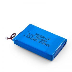 Pin sạc LiPO 502236 3.7V 380mAH / 3.7V 760mAH /7.4V 380mAH