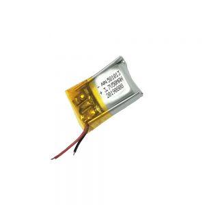 Pin lithium polymer chất lượng cao Pin 3.7V 50mAh 581013