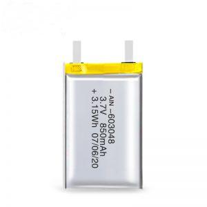 Pin sạc LiPO 603048 3.7V 850mAh / 3.7V 1700mAH / 7.4V 850mAH