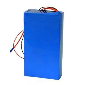 Pin lithium 60v 12ah có thể sạc lại cho xe điện