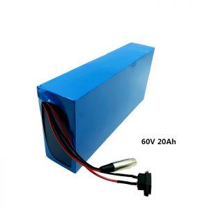 Bộ pin sạc tùy chỉnh 60v 20ah EV pin lithium