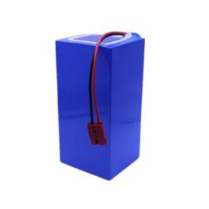 Gói pin lithium ion 60v 40ah Gói pin lithium 18650-2500mah 16S16P cho xe điện / xe đạp điện