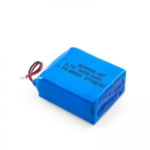 Pin sạc LiPO 624948 3.7V 1800mAH / 3.7V 5400mAH
