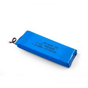 Pin sạc LiPO 651648 3.7V 460mAh / 3.7V 920mAH / 7.4V 460mAH
