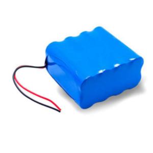 Bộ pin Li-ion 2S4P 7.4V 12.0Ah pin lithium ion akku cho máy bơm nước năng lượng mặt trời ao cá