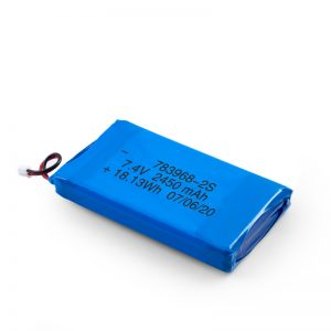 Pin sạc LiPO 783968 3.7V 4900mAH / 7.4V 2450mAH / 3.7V 2450mAH /