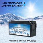 Giới thiệu TẤT CẢ TRONG MỘT Pin Lithium Sắt Phosphate nhiệt độ thấp