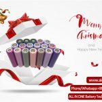 Merry Christams Lời chào từ Công ty TNHH Công nghệ Pin ALL IN ONE