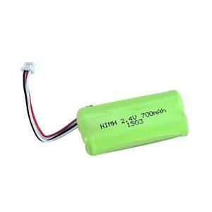 Pin sạc NiMH AA700 2.4V