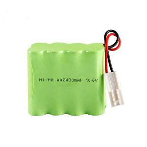 Pin sạc NiMH AA2400 9.6V