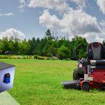 TẤT CẢ TRONG MỘT Pin Riding Lawn