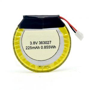 Pin tùy chỉnh LiPO 363027 3.7V 225mAH