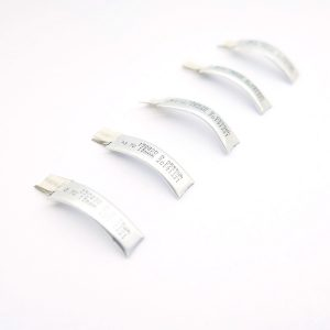 Pin tùy chỉnh LiPO 150843 3.7V 15mAH có thể sạc lại Pin Lithium Polymer cong linh hoạt Pin 3.7V Lipo li-polymer