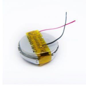Pin tùy chỉnh LiPO 1654 3.7V 120mAh