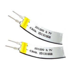 Pin tùy chỉnh LiPO 3.7V 43mAH