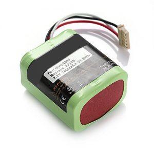 Beston Scooba Mint5200B 7.2V 3Ah thay thế Bộ pin Ni-MH có thể sạc lại cho máy hút bụi iRobot